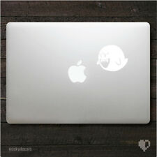 Nintendo Super Mario Bros Boo Ghost Macbook Decal / iPad Decal