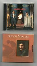 FREDDIE MERCURY of Queen  - 6 CD's - All like new