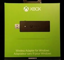 Microsoft Xbox One Wireless Adapter for Windows NEW