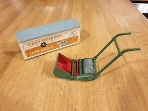 Dinky Toys Lawn Mower 751
