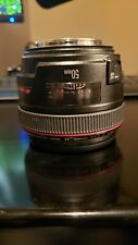 Canon EF 50mm F/1.2L USM Lens for Canon Digital SLR Cameras