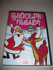CHRISTMAS DVD RUDOLPH AND FRIENDS -CARTOON - NEW