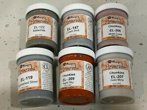 Mayco Elements Chunkies Crystal Glaze for Ceramics & Pottery,118ml, Non-Toxic