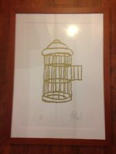 The Gilded Cage by Saint George Hare Highest Quality Fine Art Prints on Canvas