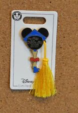 Disney 2020 Mickey Mouse Graduation Icon Key Ears Pin Limited Edition *In Hand*