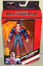 "SUPERMAN BATMAN V. SUPERMAN DC Multiverse Mattel 6"" Figure GRAPNEL BLASTER"