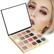 20 Colors Amazonian Clay Matte Shimmer Powder Eye Shadow Palette Eyeshadow Kit