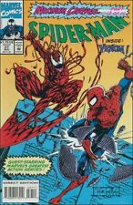MARVEL COMICS - SPIDER-MAN#37 - MAXIMUM CARNAGE PART 12 - AUGUST 1993 - NM