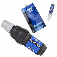 SAWYER SP129 POINT ONE SQUEEZE WATER FILTER SYSTEM WITH ONE POUCH