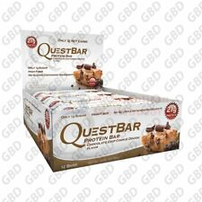 QUEST BAR CHOCOLATE CHIP COOKIE DOUGH 60G (x12)