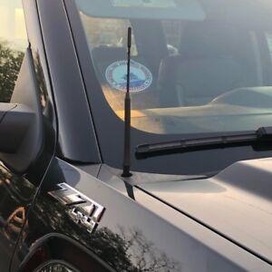 """9"""" ANTENNA MAST Black for Chevrolet Colorado 2004 - 2006 NEW"""
