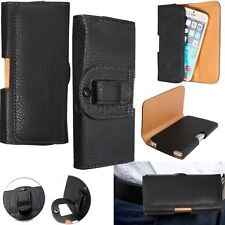 Tradesman Belt Clip Leather Case Pouch for iphone 6 PLUS 5.5'' Next day postage