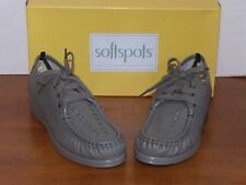 Soft Spots Bonnie Lite Black, Taupe, Bone or Wine Leather Loafers Shoes