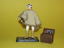 Star Wars TSC ANH Luke Skywalker with Hat, Poncho, and Chest Loose