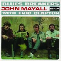 "JOHN MAYALL ""BLUES BREAKERS"" CD NEUWARE"