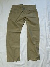 ORIGINAL REPLAY © MV 920A, 8589 sand Cotton Pants - regular Straight | W33 L32