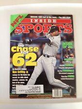 Inside Sports Magazine July 1998 Ken Griffey Jr