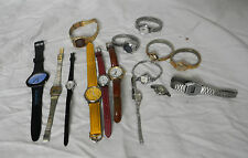 Ladies Watches A H Riise Floating Second Hand Elgin Acuel Timex Sears Armitron