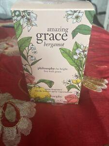 amazing Grace Bergamot By Philosophy 120ml