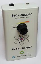 LETE® Blutzapper ( Beck-Zapper ) nach Dr. Beck, ca. 27V, Gel Elektroden