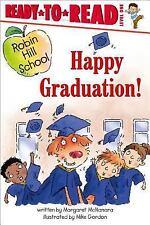 Happy Graduation!  by Margaret McNamara   (Ready to Read Level 1)    BRAND NEW