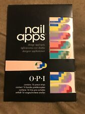 OPI Steps Daisy Nail Apps