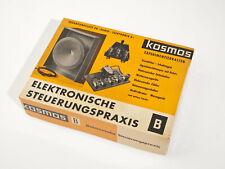 Kosmos Elektronische Steuerungstechnik B Experimentierkasten - Vintage von 1966