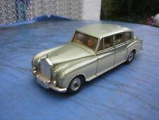 "Dinky 198 Rolls Royce Phantom V zweifarbig""grün/beige"" 1962 1/43 Originalzustand"