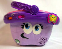 LeapFrog Picnic Basket Interactive Talking Musical Learn Colors Shapes Toddlers