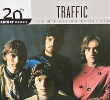 Best of TRAFFIC,NEW! CD,20th Centry Collection 10 Tracks,Steve Winwood,Capaldi