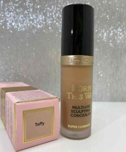 Too Faced - Born This Way - Super Coverage Concealer ** Shade: Taffy **AUTHENTIC