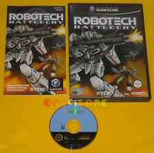 ROBOTECH BATTLECRY GameCube Versione Ufficiale Italiana »»»»» COMPLETO