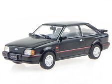 Ford Escort MK3 XR3i 1990 schwarz Modellauto 10026 T9 1:43