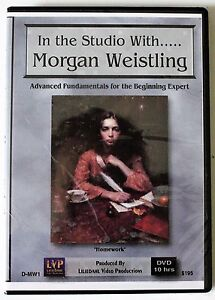 "Morgan Weistling: ""Homework"" - Art Instruction DVD"