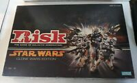 2005 Parker Brothers Risk Star Wars Clone Wars Edition Board Game