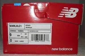 Women's New Balance WARLXLC1 Ralaxa V1 Walking Shoes Size 9 Wide Brand New!
