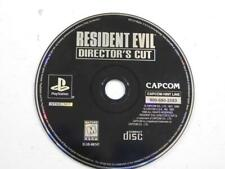 Resident Evil Director's Cut (Sony PlayStation 1, 1997) DISC ONLY