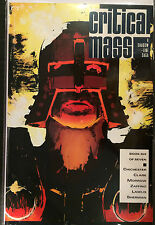 Critical Mass #6 NM- 1st Print Marvel Comics