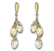 Swarovski Earrings Signed
