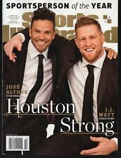 Sports Illustrated 2017 SOY Houston Astros Strong Jose Altuve Newsstand Issue NL