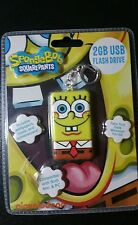 Spongbob Squarepants 2 GB USB Flash Drive