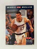 Chris Mullin Golden State Warriors 1992 SkyBox Basketball Card 107