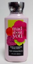Bath & Body Works Mad About You Body Lotion ~ 8 oz ~ Ships Free!!!