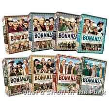 Bonanza TV Series Complete Seasons 1 2 3 4 5 6 7 8 Box / DVD Set(s) NEW!