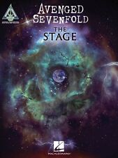 Avenged Sevenfold The Stage Sheet Music Guitar Tablature Book NEW 000222486