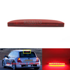 Rear Third 3RD LED High Stop Brake Light For Renault Clio Mk II 1998 1999-2005