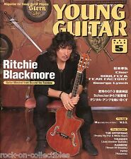 Young Guitar Magazine May 1999 Japan Blackmores Night MSG Lynch Mob Pretty Maids
