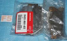 4 plaquettes de frein d'origine HONDA VT 750 1100 C C2 SHADOW 06455-MAH-405