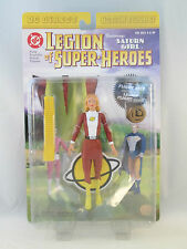 Legion of Super-Heroes - Saturn Girl - DC Direct 2001 Action Figure