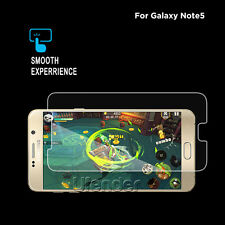 Samsung Galaxy Note 5 Screen Protector Real Tempered Glass HD Clear Japanese AGC